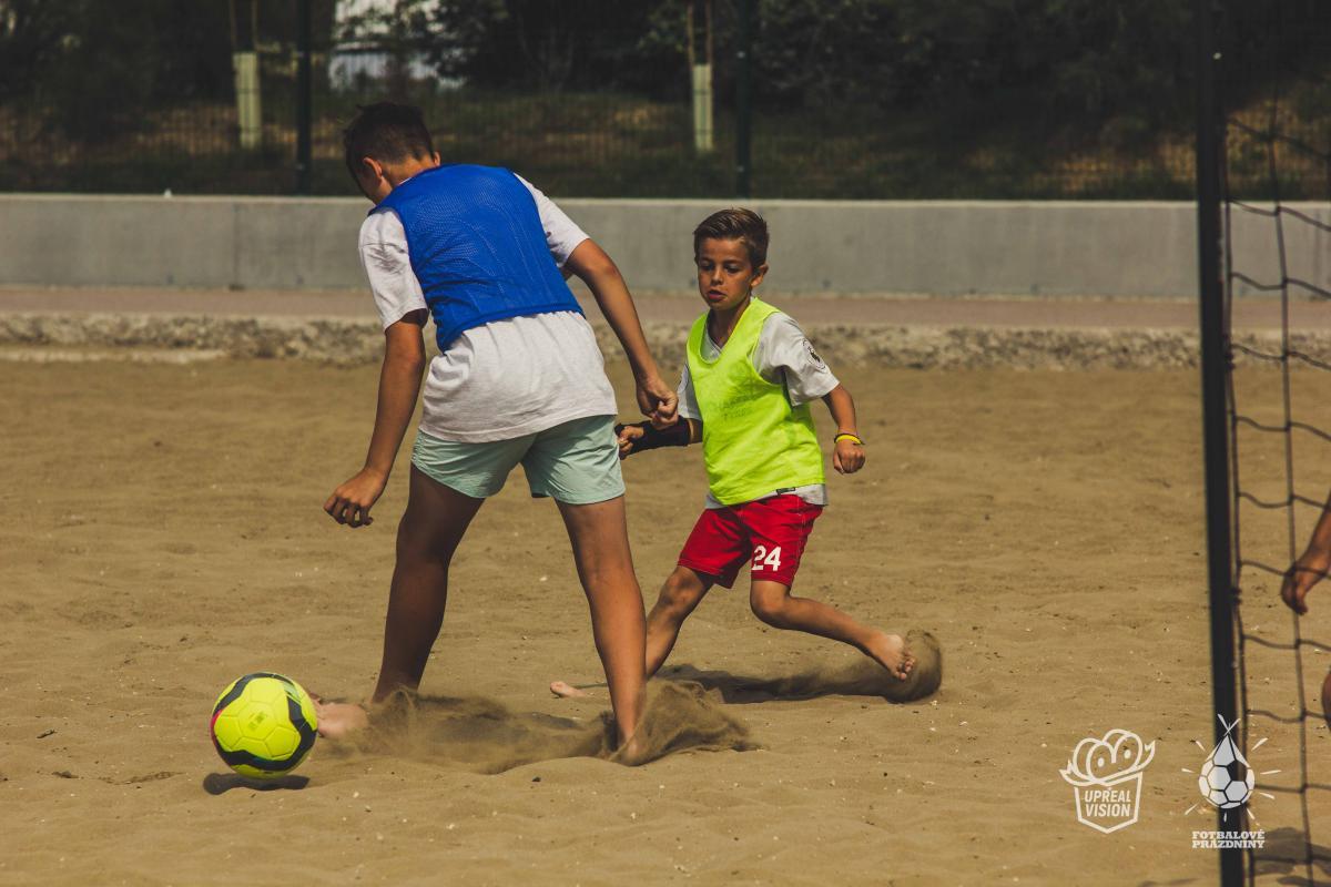 Fotbalové prázdniny