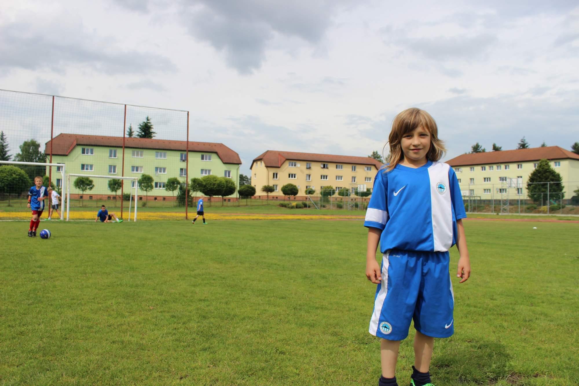 Fotbalové prázdniny Fotbalový kemp Fotbalové Prázdniny 2014 Chvilka pro portrétovku