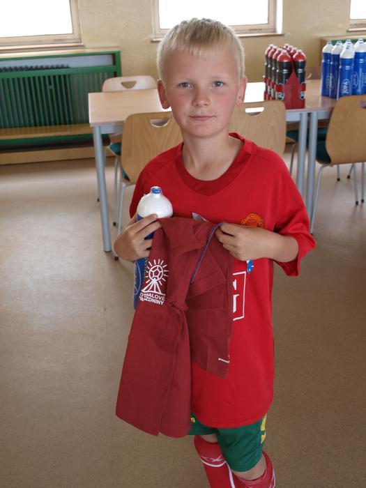 Fotbalové prázdniny Fotbalový kemp Fotbalové Prázdniny 2011