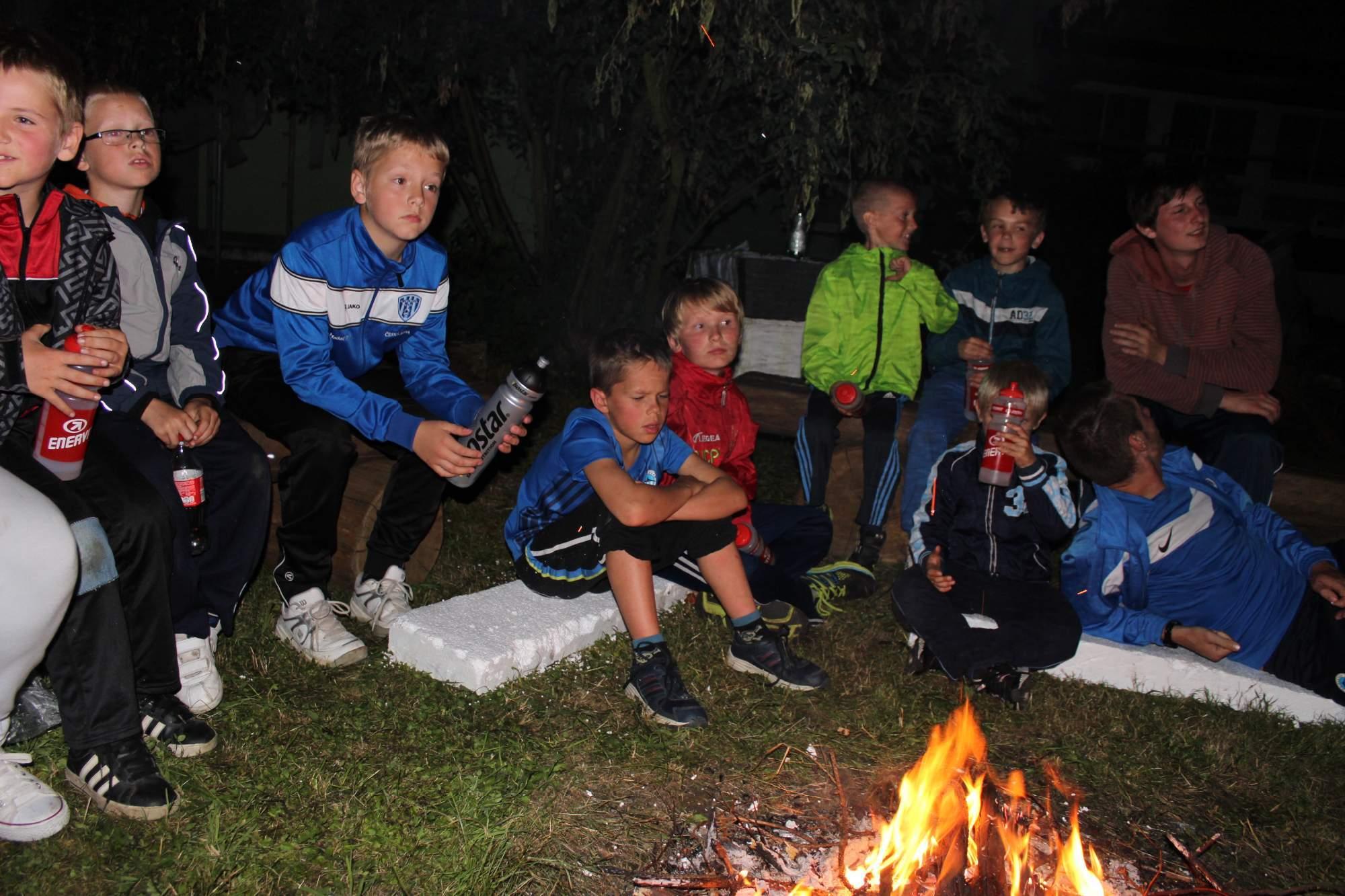 Fotbalové prázdniny Fotbalový kemp Fotbalové Prázdniny 2014 Opejkačka vol.2