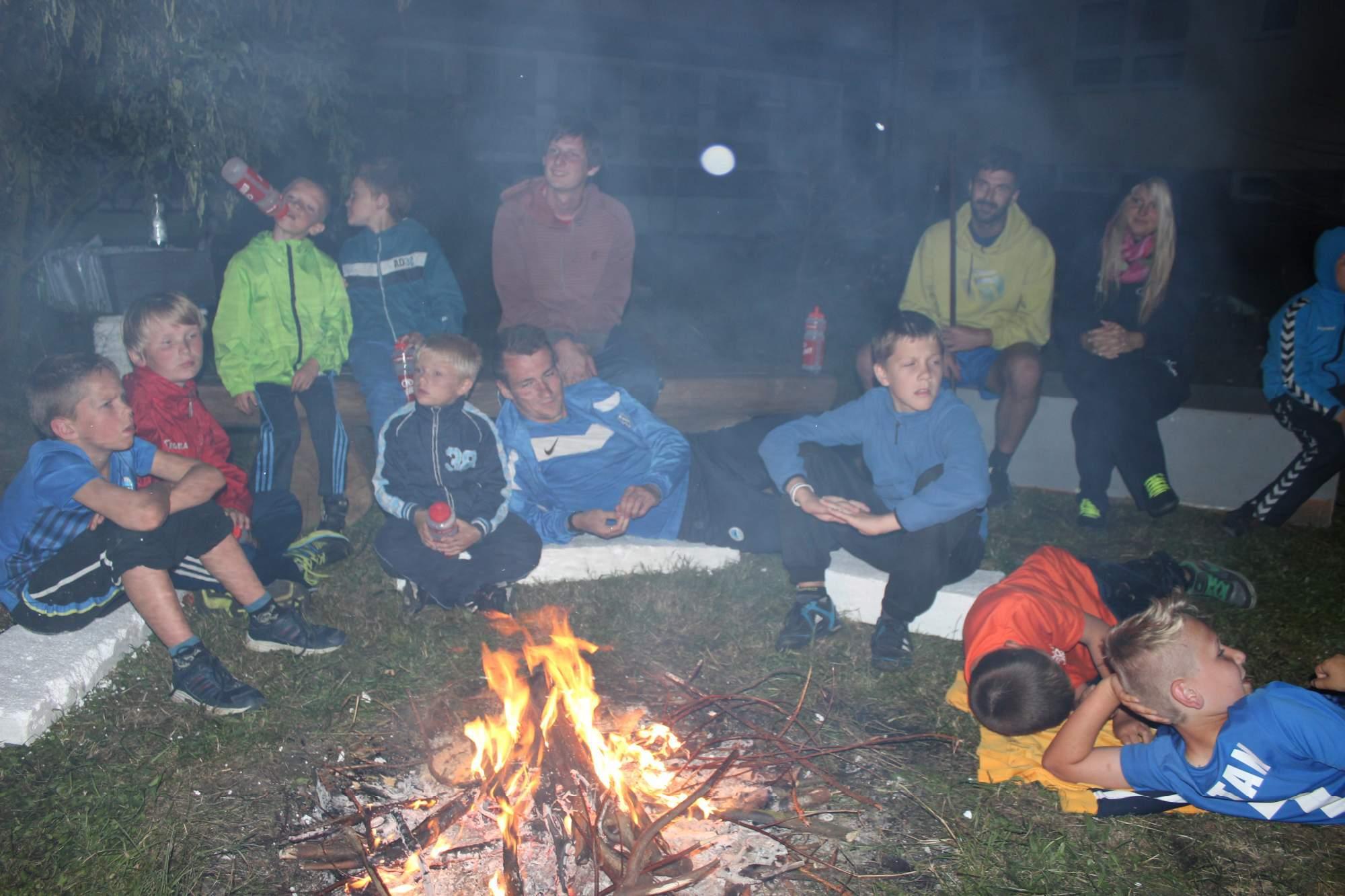 Fotbalové prázdniny Fotbalový kemp Fotbalové Prázdniny 2014 Opejkačka