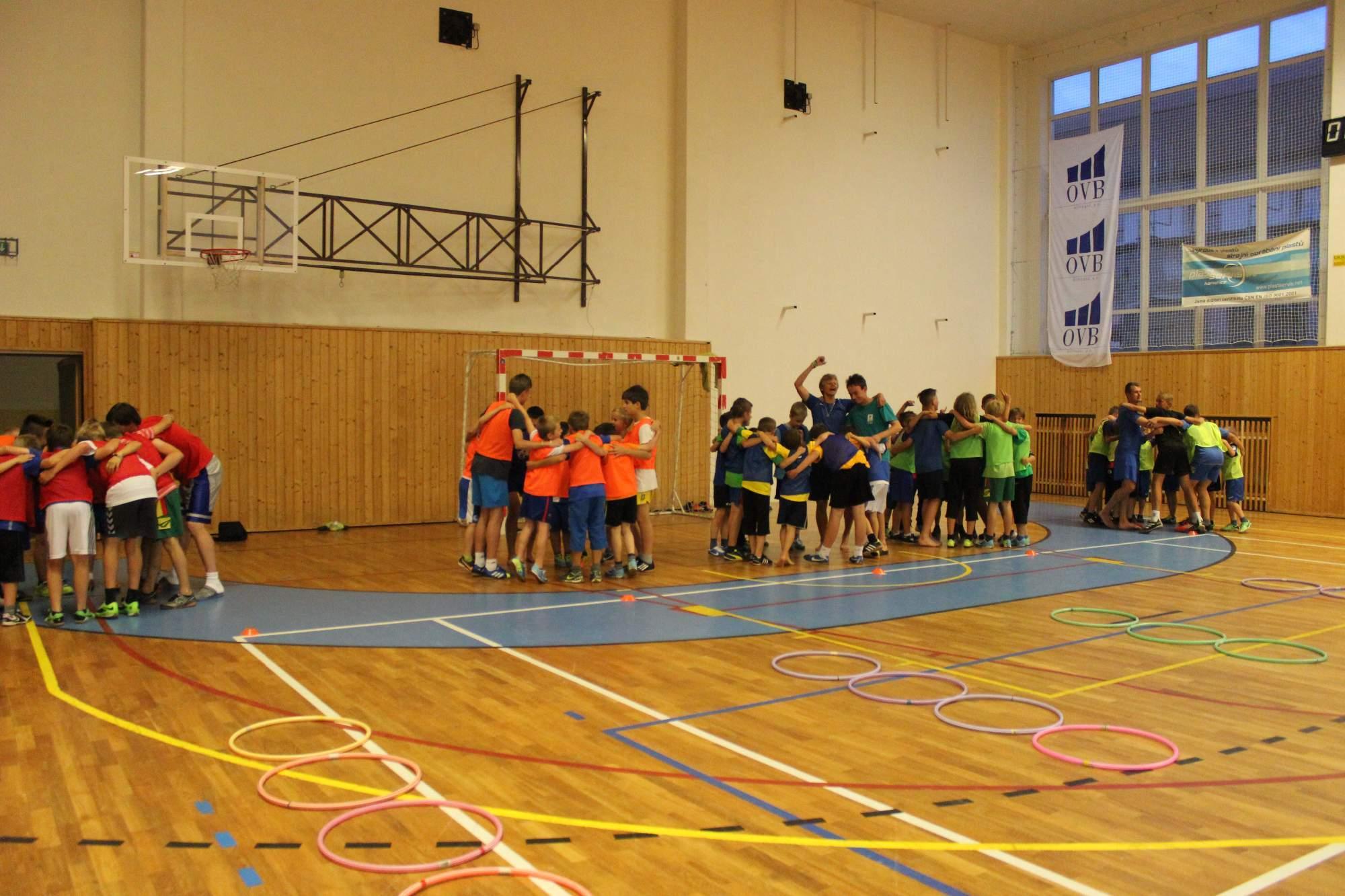 Fotbalové prázdniny Fotbalový kemp Fotbalové Prázdniny 2014 Radost, která nemá hranic!