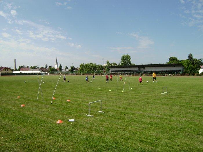 Fotbalové prázdniny Fotbalový kemp Fotbalové Prázdniny 2008