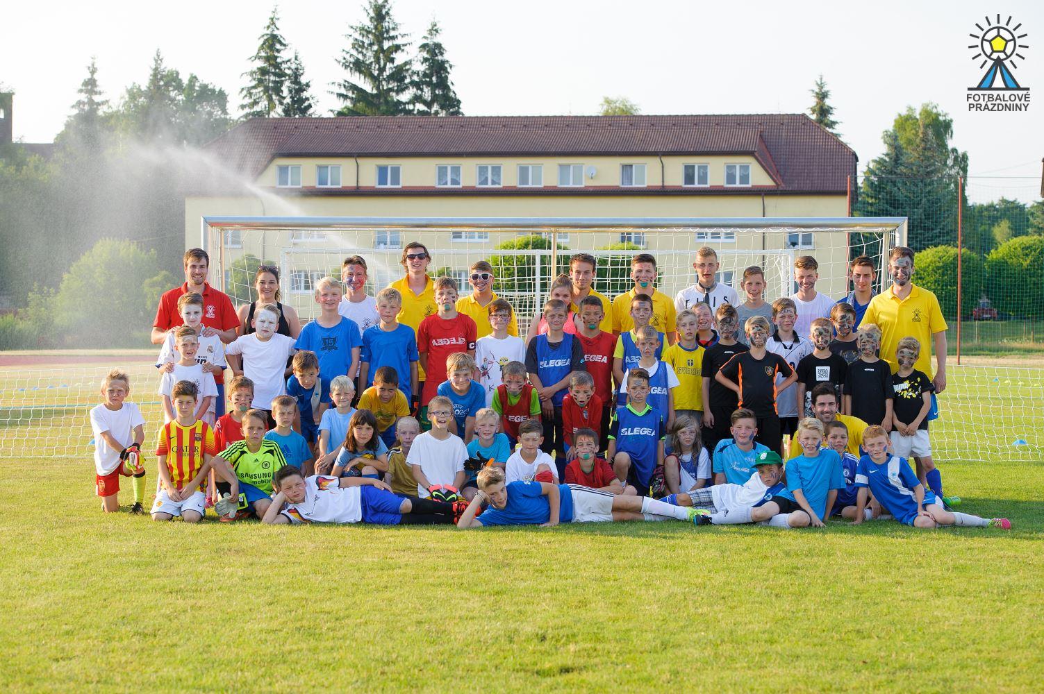 Fotbalové prázdniny FP 2015